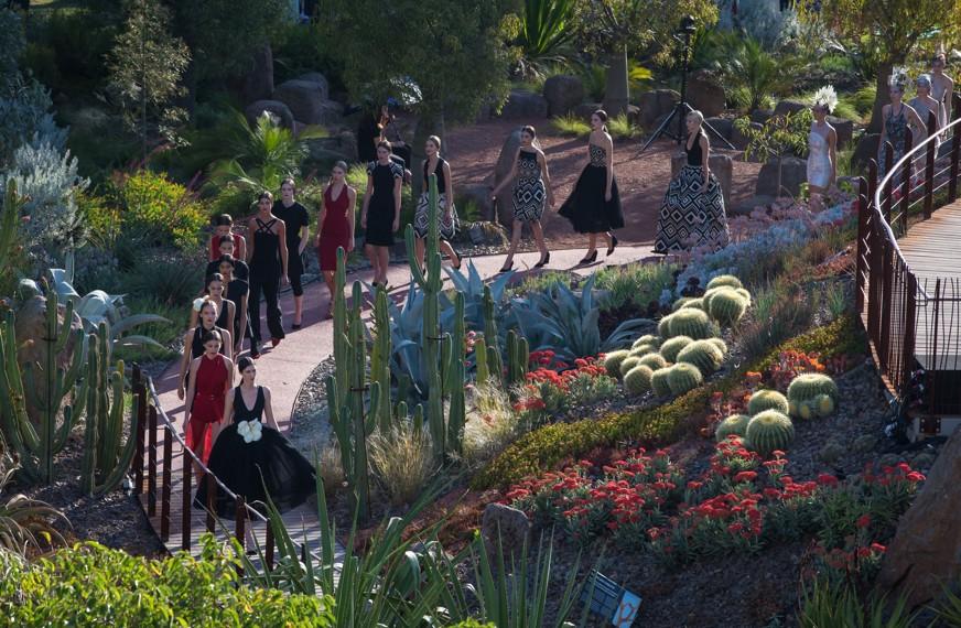 Royal Botanic Runway 2014